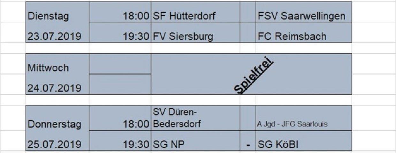 100 Jahre 1. FC Nalbach