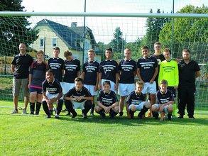 C 1 - Mannschaft JFG LItermont Saison 2016 - 2017